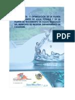 REINGENIERÍA Y OPTIMIZACIÓN DE LA PTAP Y DE LA PTAR DEL MUNICIPIO DE RECETOR