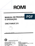 Manual de Programação e Operação Fanuc 21i