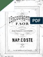 Fernando Sor, op.34 - L'Encouragement pour deux guitares  .pdf