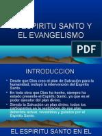 El Espiritu Santo y El Evangelismo