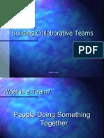 Building Collaborative Team