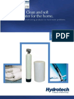 Water Softeners Residential 5600SXT Valve Softeners US Brochure