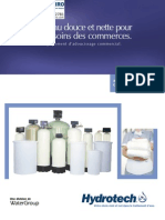 Water Softeners Commercial LCS Softeners Canadian FRENCH Brochure