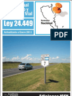 Ley 24449_ Ley Nac de Transito y Seguridad Vial