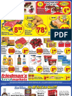 Friedman's Freshmarkets - Weekly Specials - April 25 - May 1, 2013