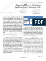 Paper 35-Energy-Aware Fragmented Memory Architecture With a Switching Power Supply for Sensor Nodes