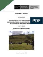 Perfil Huamanccocha Foncodes - Final