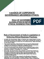 4-Basics of Corporate Governance & Business Ethics.