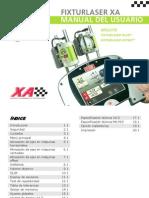 P-0210-ESP Fixturlaser XA Manual 3rd Ed 20071003