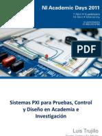 Introduccion a La Plataforma Pxi Para Sistemas de Pruebas
