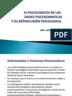 Clase 3 Aspectos Psicologicos de Las Enfermedades Psicosomaticas