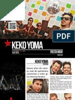 Keko-Yoma EPK 2013 Spanish
