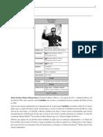 Biografia de Cantinflas
