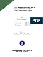 K1 P2 FINISH Teknik Dan Etika Pemanduan Kelompok Besar (Afrodita Indayana