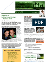 The Layle's Spring Newsletter 2013