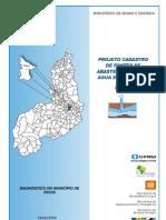 Diagnóstico do município de Picos