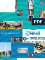 Lakeside Wastewater Treatment Capability Brochure
