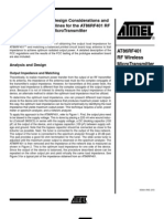 PCB Trace Antenna Design Considerations and Implementation Doc5030