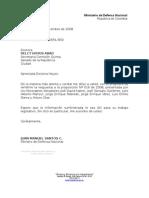 Respuestas a Proposicion No. 016 - Debate Rio Magdalena