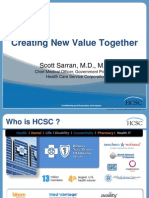 Creating New Value Together