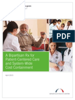 A Bipartisan Rx for Patient-Centered Care and System-wide Cost Containment