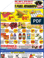 Friedman's Freshmarkets - Weekly Specials - May 2 - 8, 2013