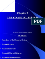 Chapter 2 the Financial System