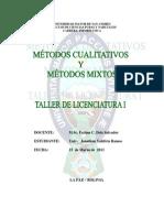 Metodos Cualitativos(Jonathan Valdivia)