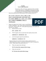 8 CostofCap HW Solutions w46eraj57