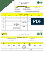 Planejamento Anual 2011-2012