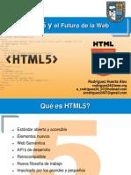 EXPOSICION HTML5