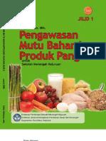 pengawasan mutu bahan/produk pangan.jilid 1