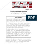 A Dollarization Blueprint for Argentina, Cato Foreign Policy Briefing No. 52
