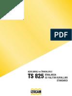 AÇIKLAMALI ve ÖRNEKLERLE TS 825 STANDARDI BİNALARDA ISI YALITIM KURALLARI