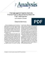 The Case against Capital Controls