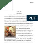 Daniel Hamilton 101-101 Research Paper