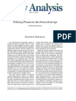 Policing Pirates in the Networked Age, Cato Policy Analysis No. 438