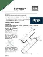 02- Comandos Basicos de Dibujo y Edicion