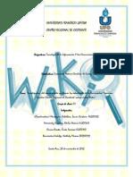 """Reporte Digital """"Investigación  del conocimiento que tienen los estudiantes de la Universidad Fra"""