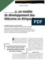 Le Maroc, un modèle pour les télécoms en Afrique ?