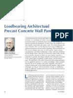 Loadbearing Panels