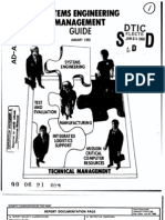 DoD Systems Engineering Fundementals