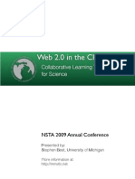 Web 2 Science Tools