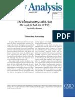 The Massachusetts Health Plan