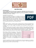 Artesanato - Guia de Patchwork