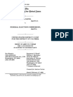 Davis v. Federal Election Commission, Cato Legal Briefs