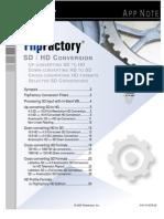 App FF SDHD Conversion