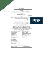 Dupuy v. McEwen, Cato Legal Briefs