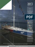 Lyman Morse Boatbuilding Chronicle 2013