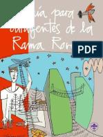 Guia para Dirigenes de la Rama Rover